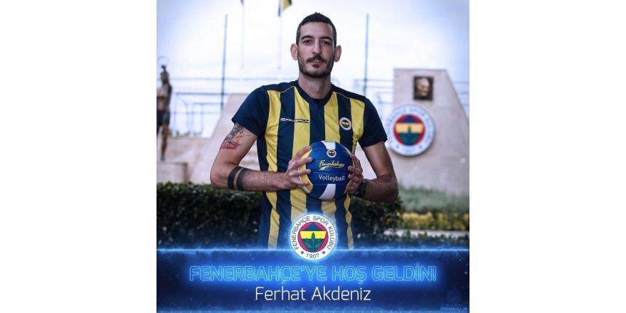 Ferhat Akdeniz Fenerbahçe'de