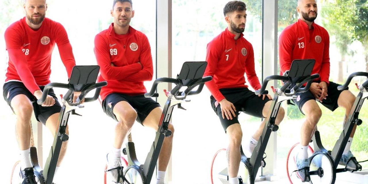 Antalyaspor'da Beşiktaş mesaisi