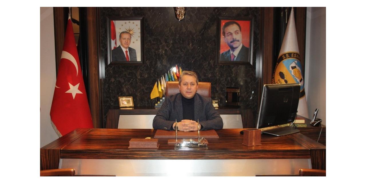 Bölge Başkanı Taşlı'dan 18 Mart Çanakkale Zaferi mesajı