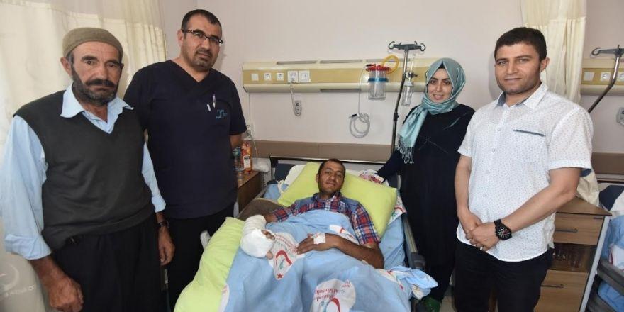 Ahlat Devlet Hastanesinde başarılı ameliyat