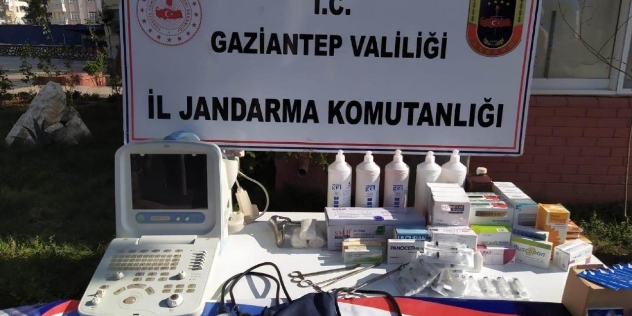 Nizip'te sahte muayenehane operasyonu: 1 gözaltı