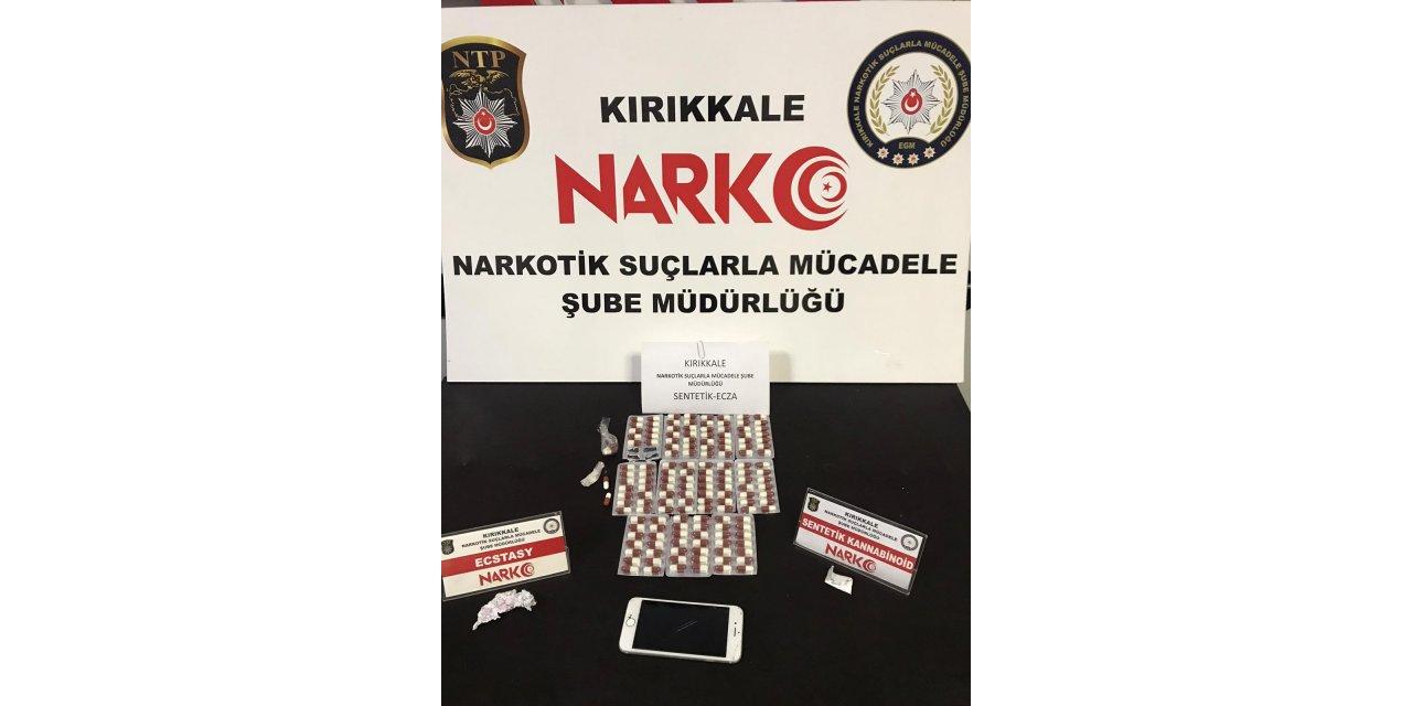 Kırıkkale'de 'yeşil reçete' operasyonu: 4 gözaltı