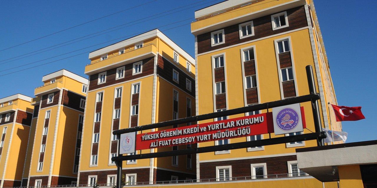 Yurtdışından gelen vatandaşlar Kocaeli'deki yurtlara yerleştirilecek (2)