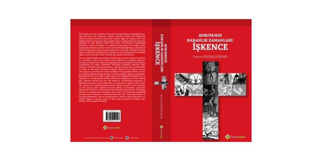 ADÜ Öğretim Elemanı Dündar'ın kitabı yayımlandı