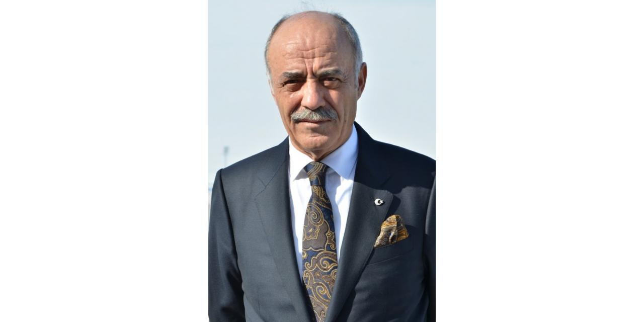 """ETSO Yönetim Kurulu Başkanı Yücelik; """"Çanakkale Zaferi; kahramanlığın eş anlamıdır"""""""