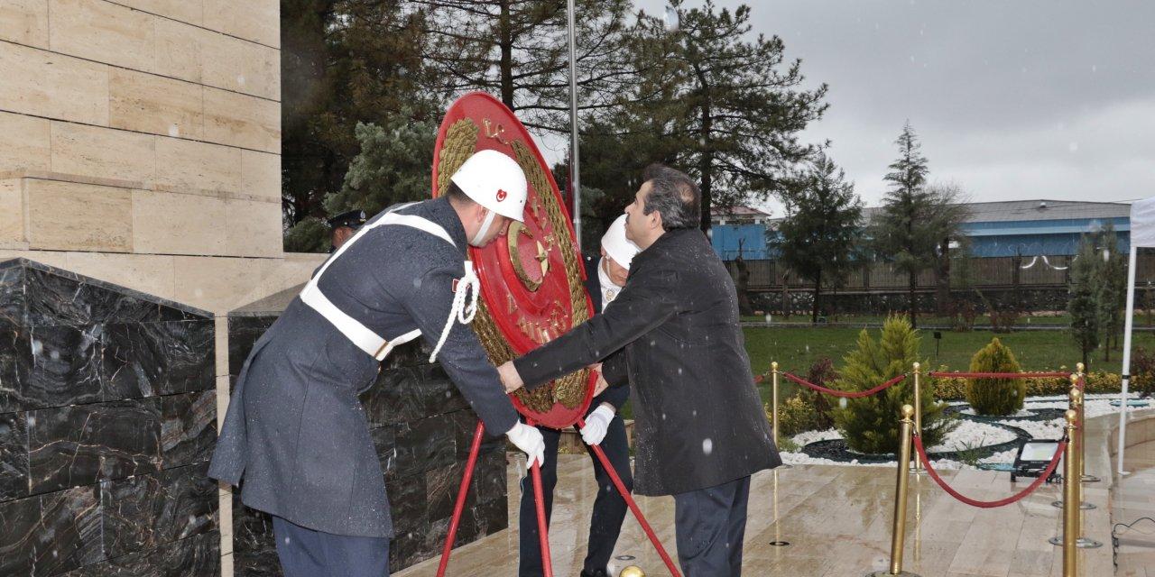 Diyarbakır'da Çanakkale şehitleri anıldı