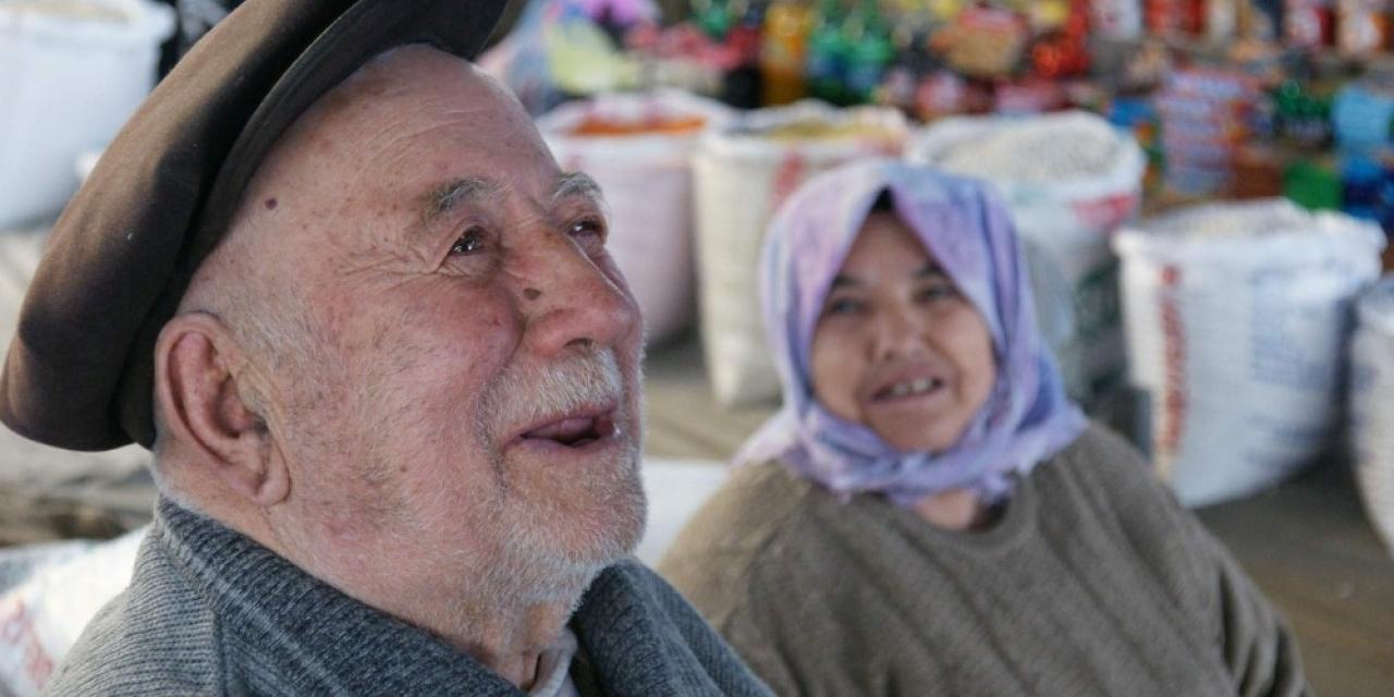Aydın nüfusunun yüzde 13,2'si yaşlı