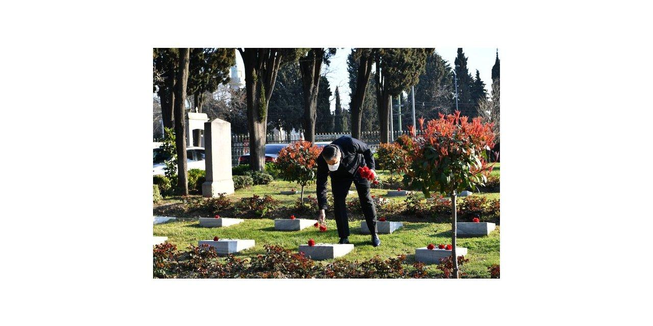 Vali Yerlikaya'dan Çanakkale kahramanlarına anma