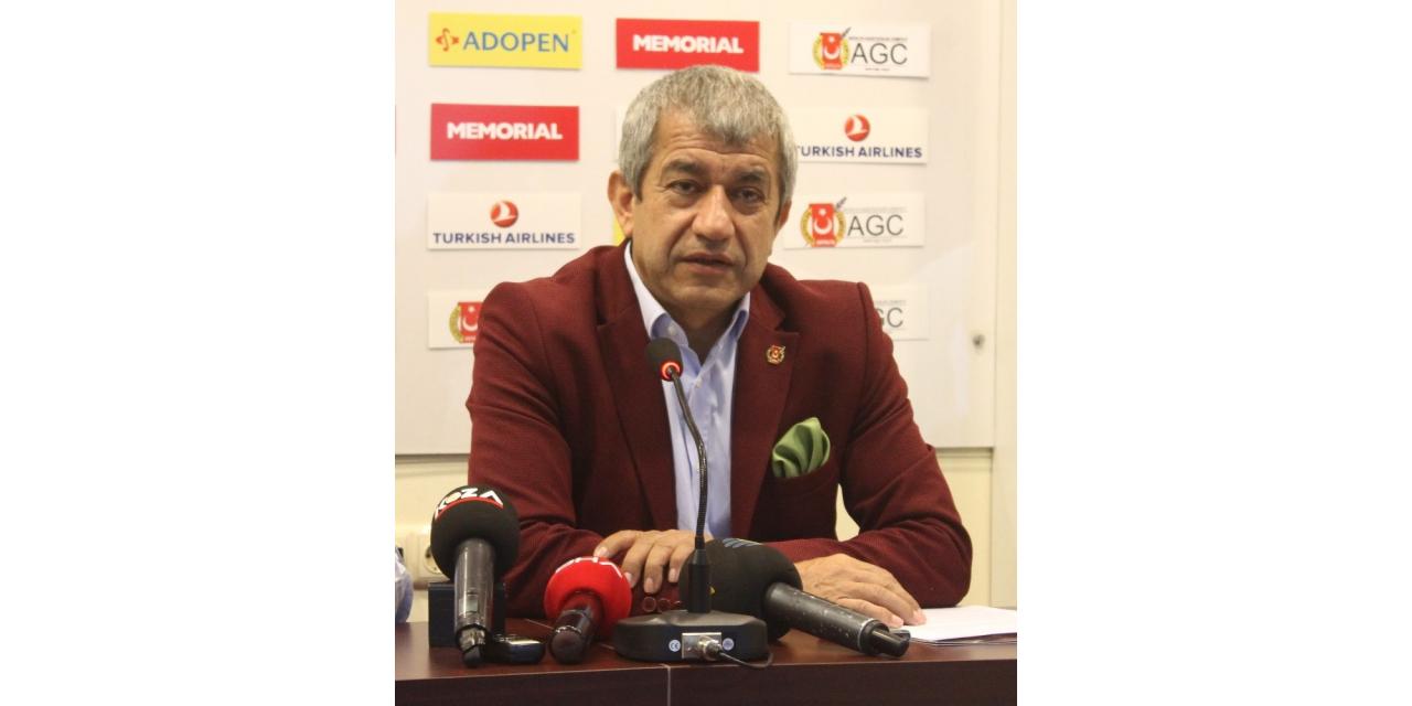 """AGC Başkanı Yeni: """" Korona Virüs ile birlikte mücadele edeceğiz """""""