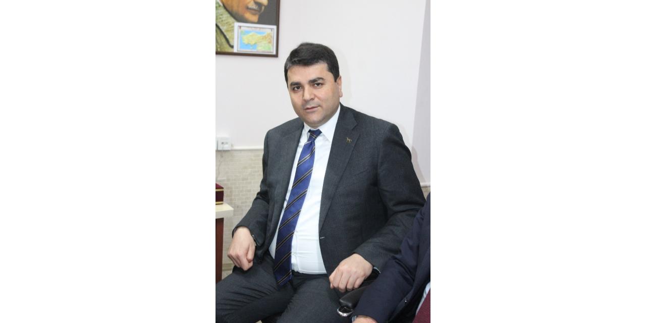 """DP Genel Başkanı Uysal: """"Sağlık Bakanlığımız krizi doğru yönetti"""""""