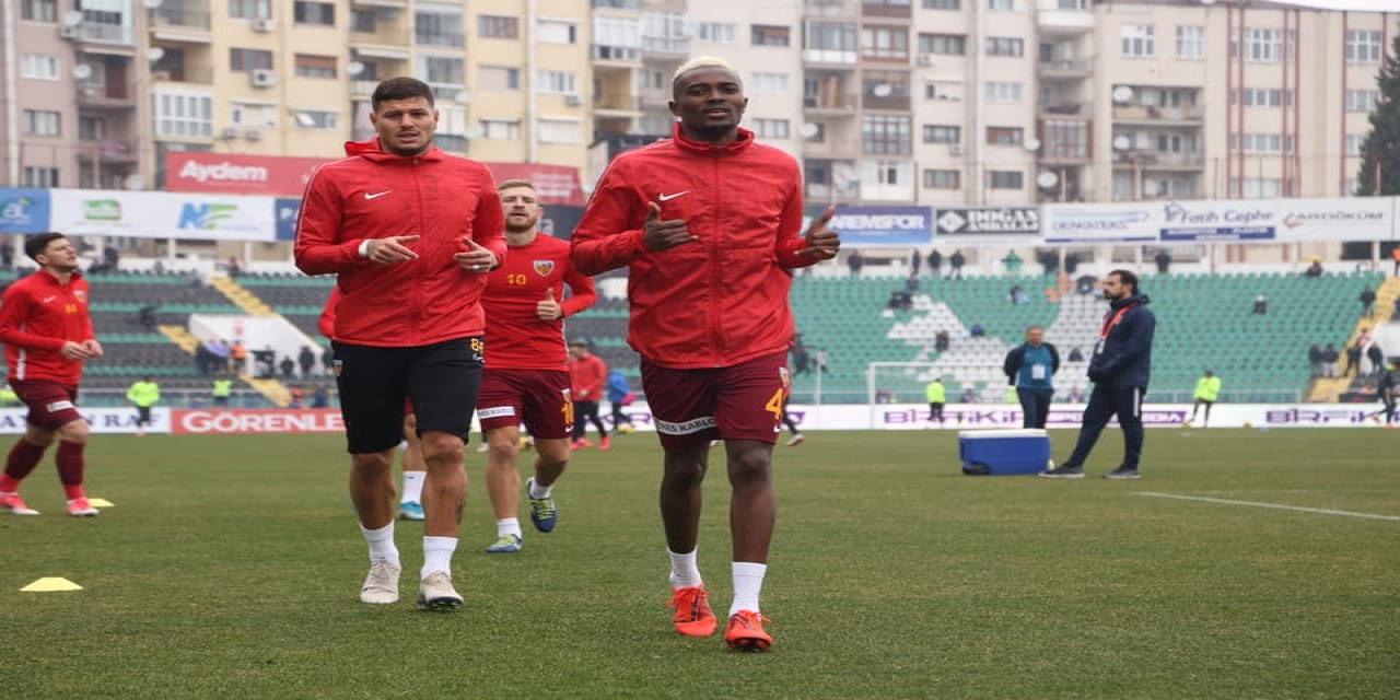 Kayserispor futbolcuları tedirgin!