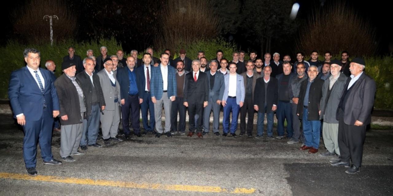Battalgazi'de doğal gaz ve alt yapı seferberliği