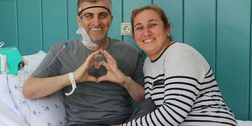 Organ bağışı çağrısı yapan gazeteci kalp nakli beklerken yaşam savaşını kaybetti