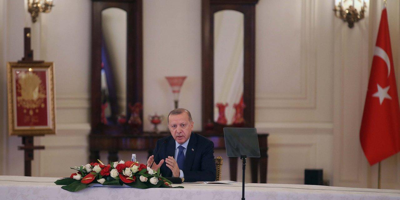 Cumhurbaşkanı Erdoğan: Umduğumuzun ötesinde güzel bir tablo bizi bekliyor