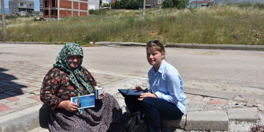'Başkan Sizinle' projesi Bandırma'da