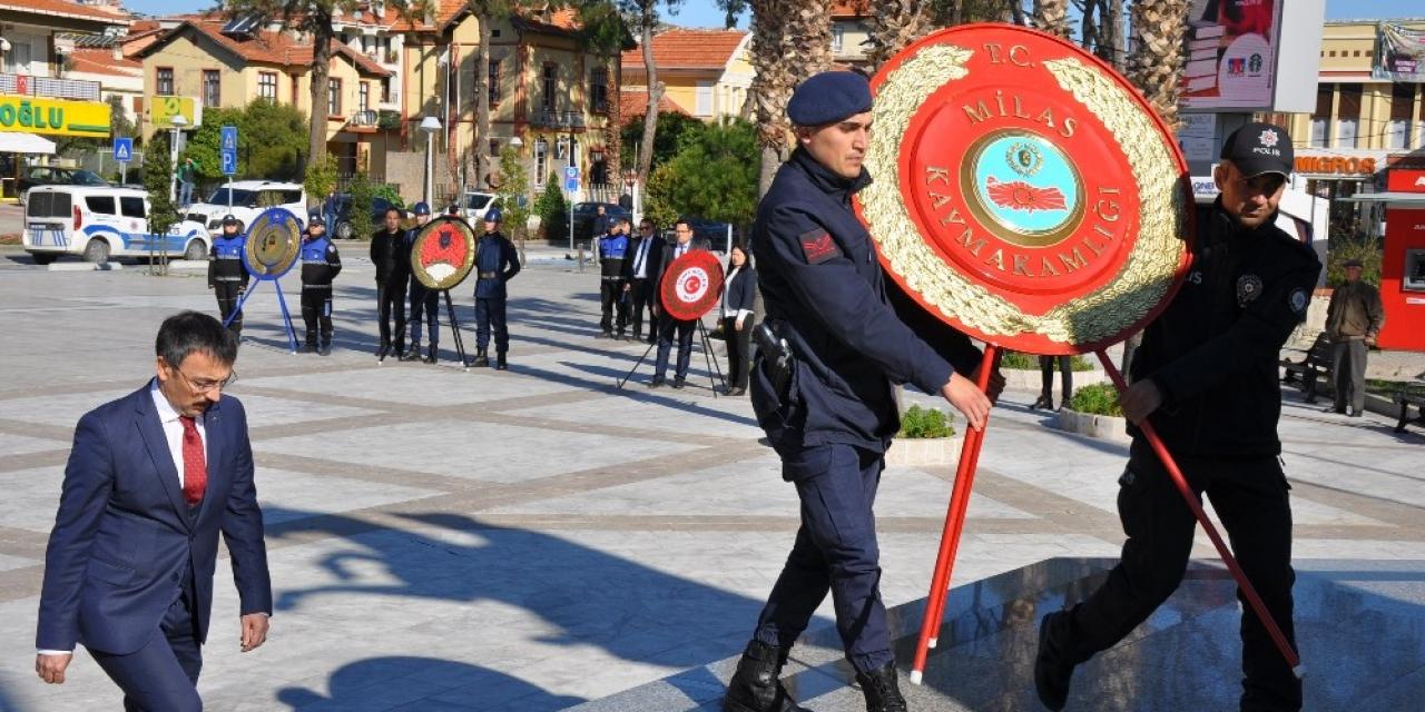 Milas'ta 18 Mart etkinlikleri