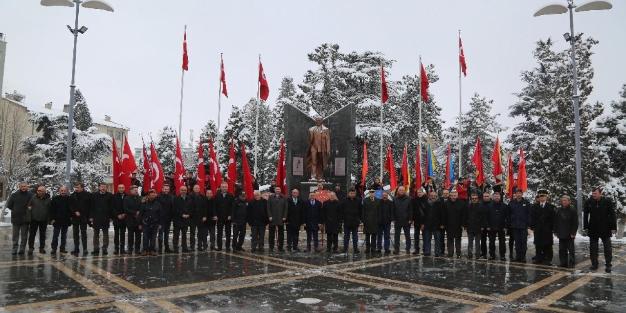 Develi'de 18 Mart Çanakkale Zaferi ve Şehitleri anıldı