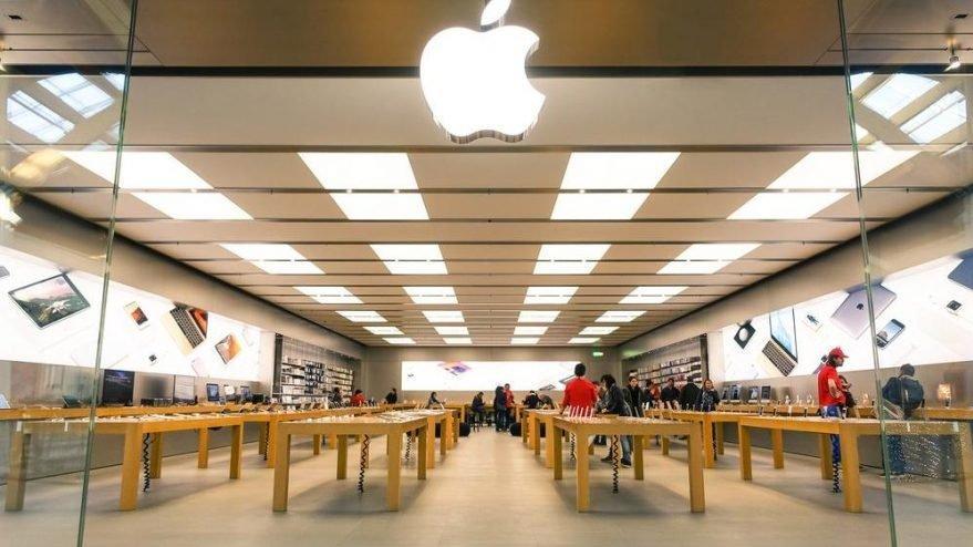 Apple mağazaları süresiz olarak kapatıldı...
