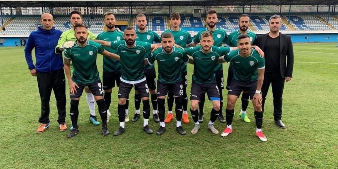 Yeşilyurt Belediyespor erteleme maçında Pazarspor ile berabere kaldı