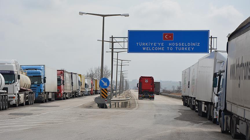 Yunanistan ve Bulgaristan'a sınır kapıları kapatılacak
