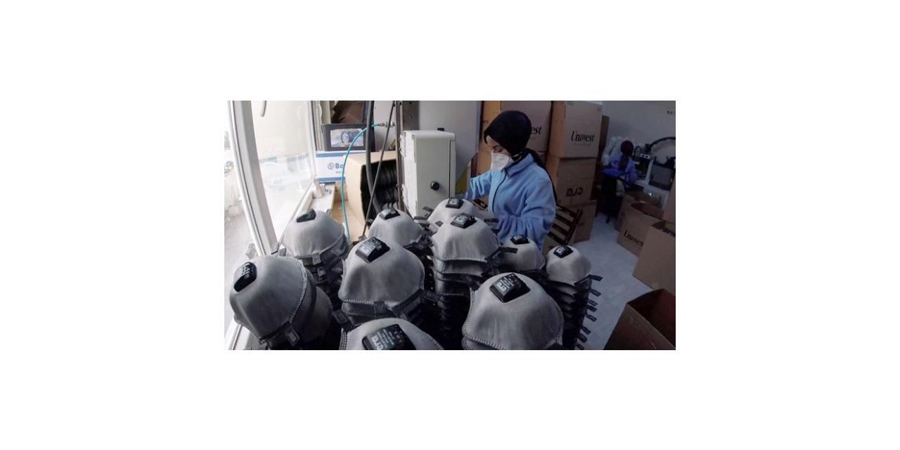 Muğla'da maske üretimi başlıyor