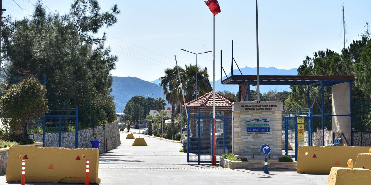 Marmaris-Rodos feribot seferleri geçici olarak durduruldu