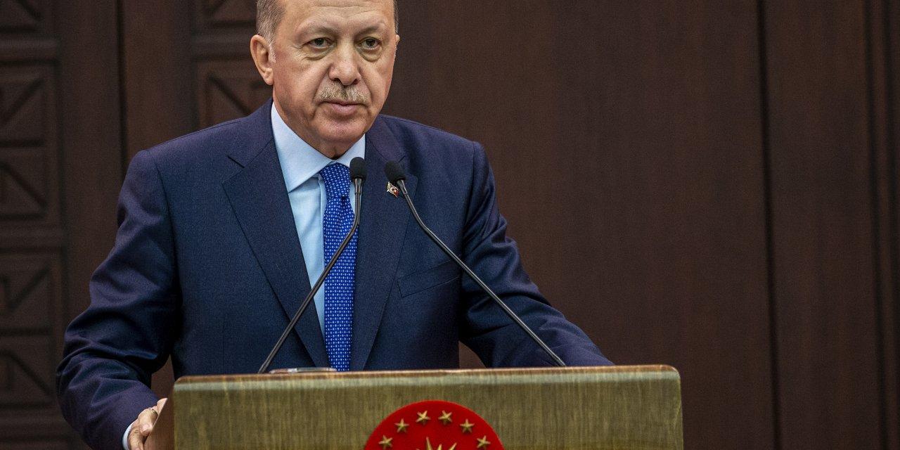 Erdoğan, Koronavirüsle Mücadele Eş Güdüm Toplantısı sonrası basın toplantısı düzenledi: (3)