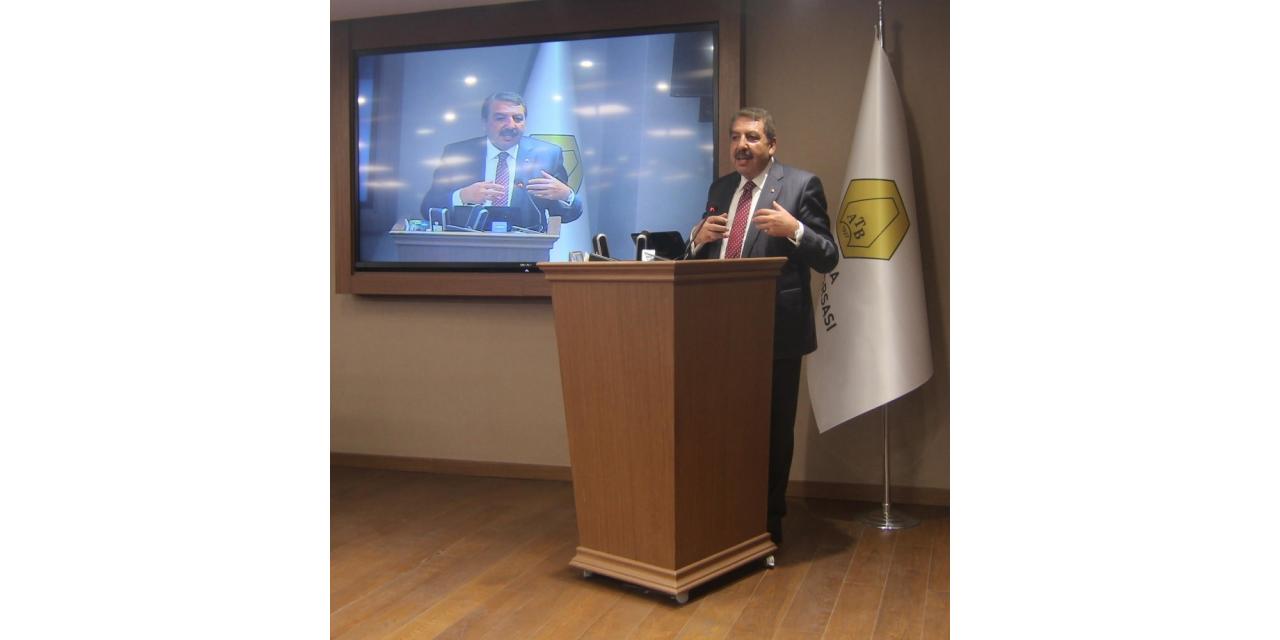 """ATB Başkanı Yavuz: """"Alınan kararlar ülkemize hayırlı olsun"""""""