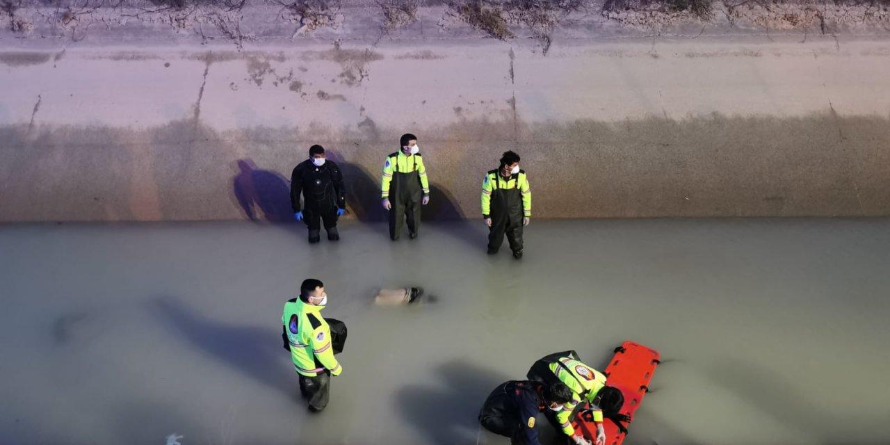 Göksu Nehri'nde intihar eden kişinin cesedi bulundu