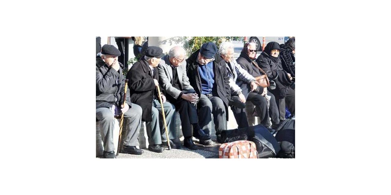 Bayburt'ta yaşlı nüfusun toplam nüfus içindeki oranı 11,1