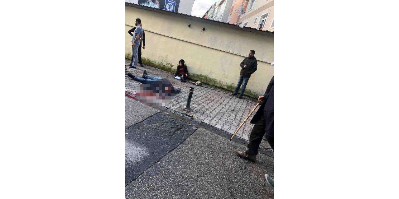 (Ek bilgiler ve fotoğrafla)  Ümraniye'de kadını vurup intihar etti