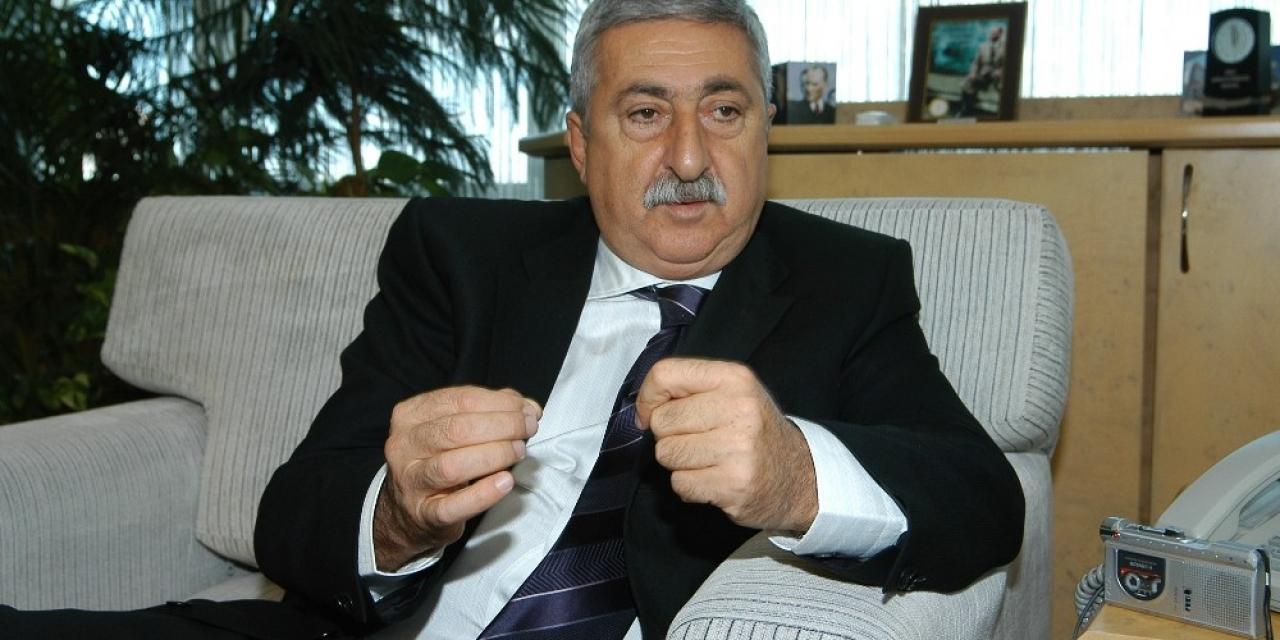 """TESK Başkanı Palandöken: """"Virüsten korunmak için ilaca erişim şart"""""""