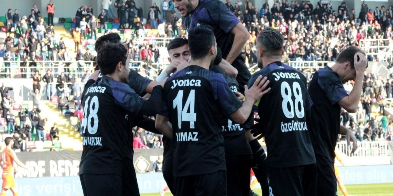 Altay'da Süper Lig'e son 6 maç