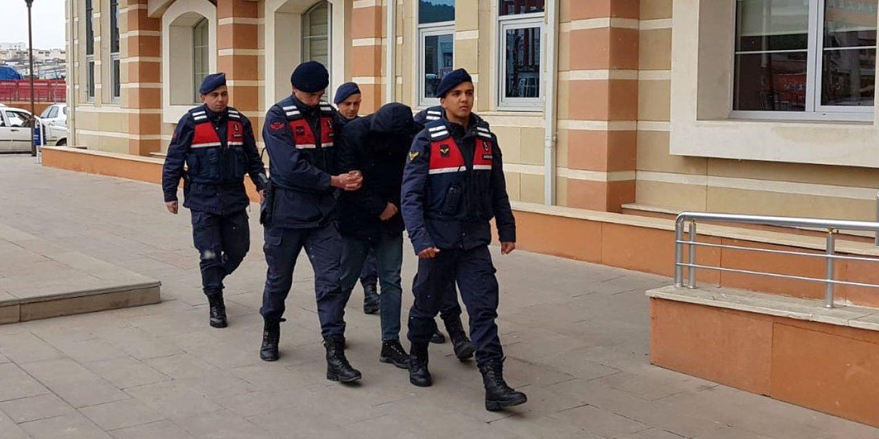 Kastamonu'da PKK/KCK şüphelisi yakalandı