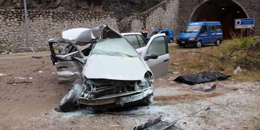 Karabük'te 2016'da 2 bin 970 trafik kazasında 37 kişi hayatını kaybetti