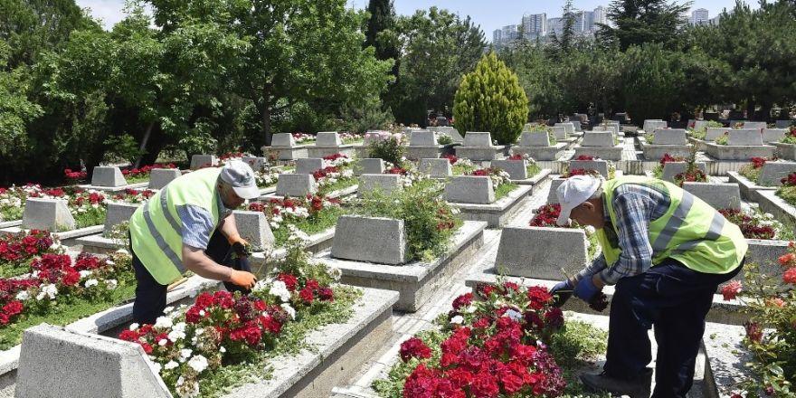 Ankara Büyükşehir Belediyesi Ramazan Bayramı'na hazır
