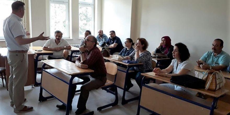 Samsun'da eğitimde iyileştirme ve geliştirme çalışmaları başladı
