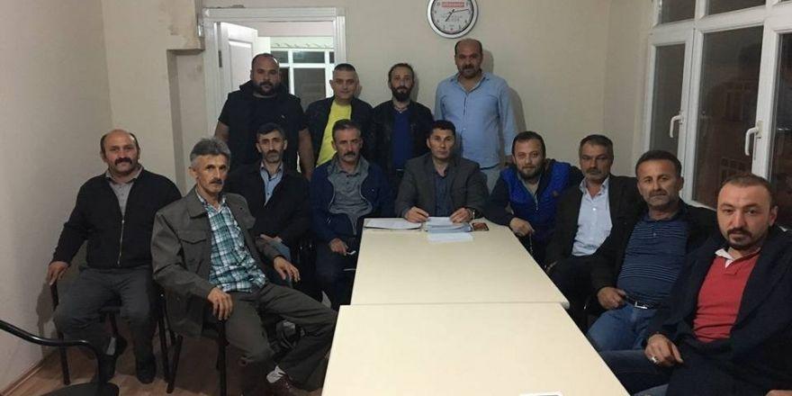 MHP görevden aldığı ilçeye yeni yönetim atadı