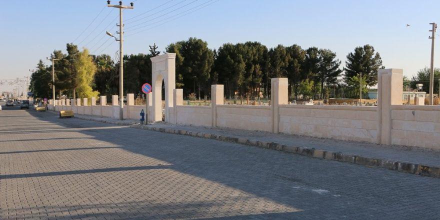 Harran'daki alt ve üst yapı çalışmaları devam ediyor