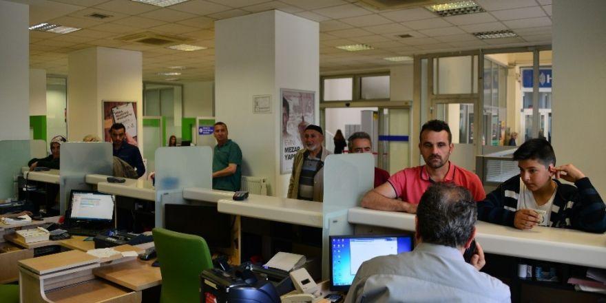Erbaa Belediyesi'nden borç yapılandırması