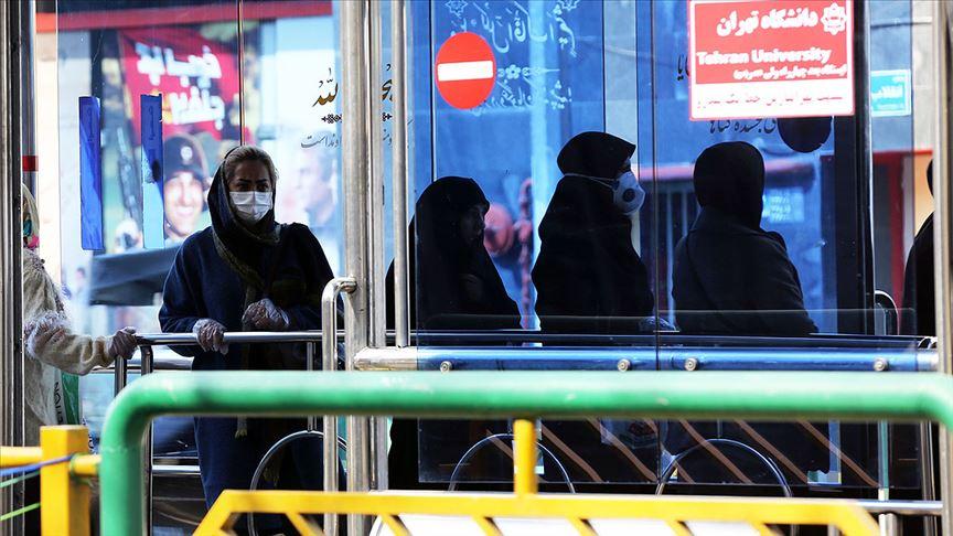 İran'da koronavirüs nedeniyle ölenlerin sayısı 2 bini aştı