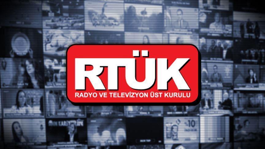 RTÜK'ten 3 kanala koronavirüs yayınları nedeniyle ceza