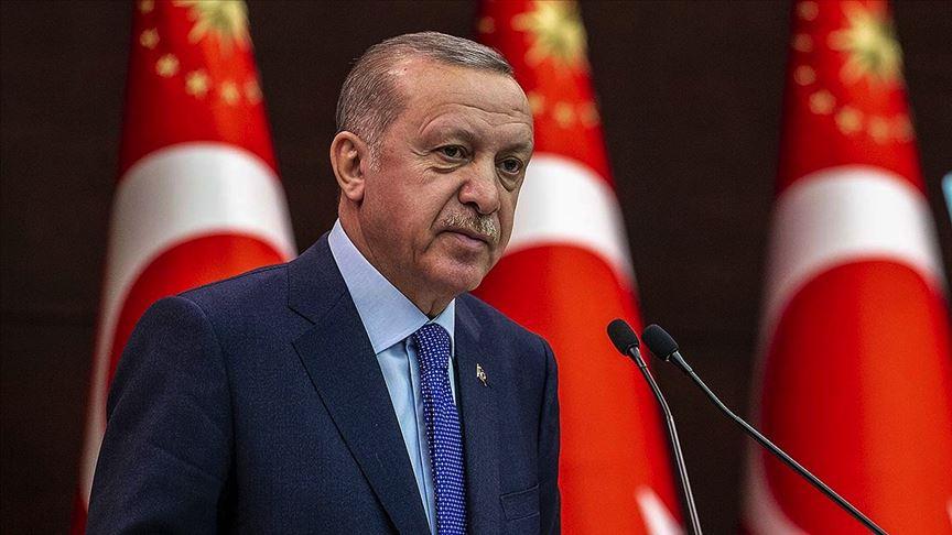 Cumhurbaşkanı Erdoğan'dan koronavirüs mesajı: Hep birlikte başaracağız