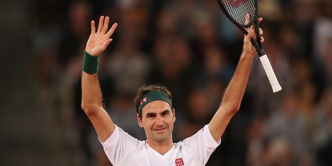 Federer'den örnek davranış! 1 milyon dolar bağışladı