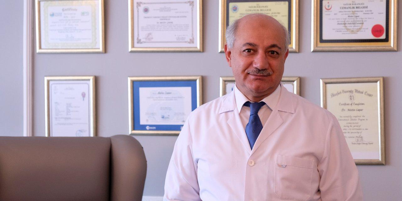 Prof. Dr. Çapar: Koronavirüs, hamile kadınlarda düşüğe neden olabilir