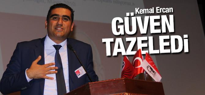 CHP Pendik Kongresinde Kemal Ercan Güven Tazeledi
