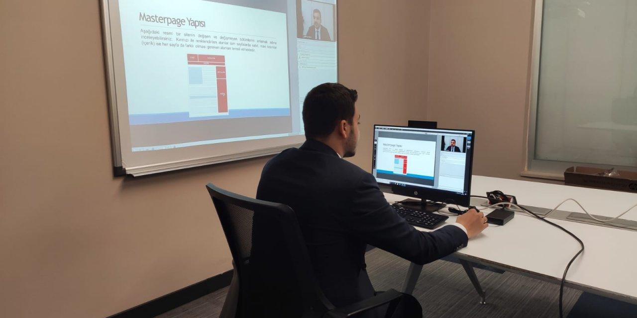 Online eğitim sınıfları doldurdu