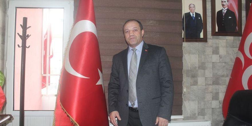 MHP İl Başkanı Karataş'tan kandil mesajı
