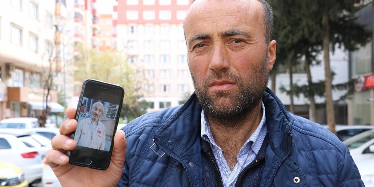 Mekke'de hastanede tedavi gören annesinden haber alamıyor