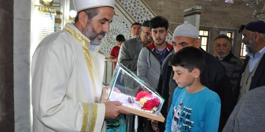 Sakal-ı Şerif Sorgun'da ziyarete açıldı